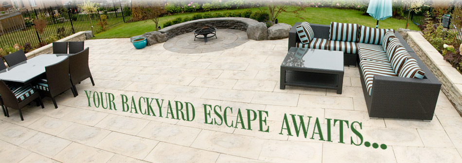 Your Backyard Escape Awaits!